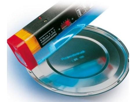 Tus Stampile Polimerizat UV Luminous stamping ink III