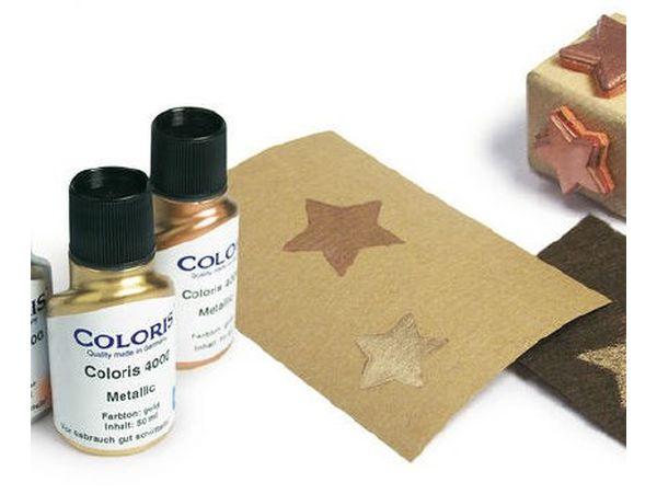 Tus Stampile Universal Coloris Coloris 4000 P Metallic