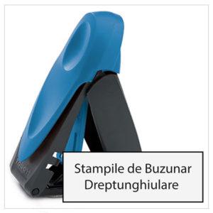 Stampile de Buzunar Dreptunghiulare
