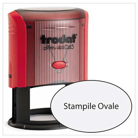 Stampile Ovale