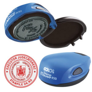 Stampila Executor Judecatoresc Colop Mouse R30 Stampila de buzunar