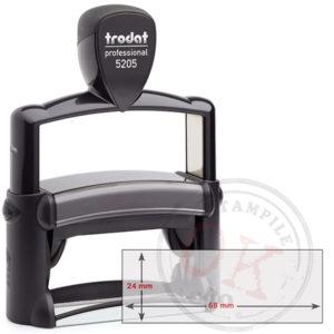 Stampila Dreptunghiulara Trodat Professional 5205