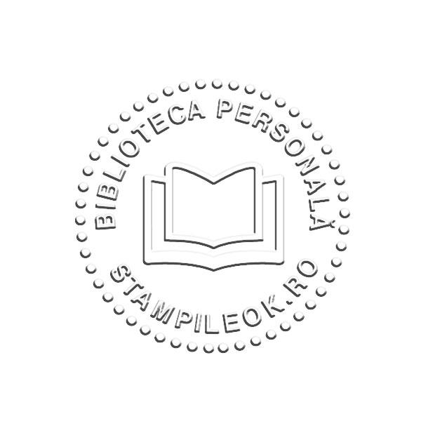 Timbru sec Biblioteca
