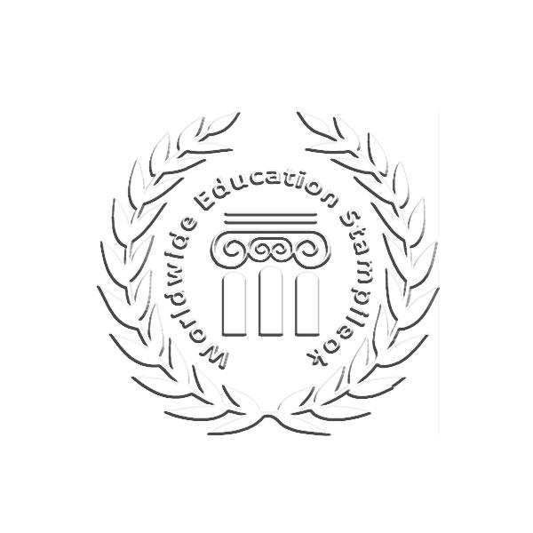 Timbru sec Diploma