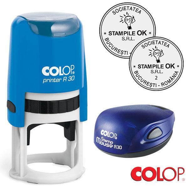 Stampile Oferta Duo Deal Mouse R30 Diametru 30 mm