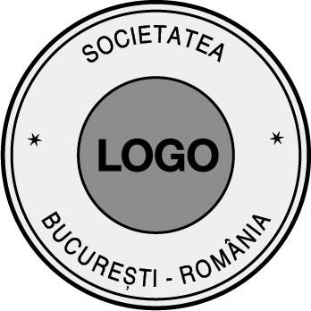 Stampila cu logo (+30 lei)