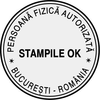 Stampila PFA