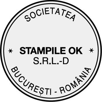 Stampila SRL-D
