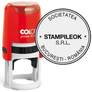 Stampila Firma SRL