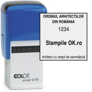 Stampile Arhitect
