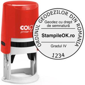 Stampile Ordinul Geodezilor