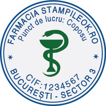 Model bicolor cu logo (+65 lei)