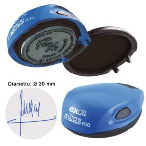 Stampila cu Semnatura Colop Mouse R30